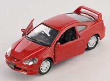 BLITZ VERSAND Honda Integra Type R rot / red 1:34-39 Welly Modell NEU & OVP