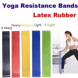 Training Sport Yoga Pull Belt Elastic Straps Arm Thigh Strap Resistance Bands
