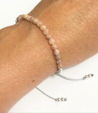 Just Gemstones Sunstone Yoga Balance Reki Bracelet