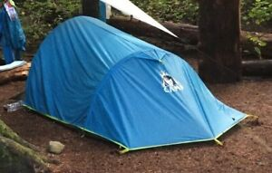 CAMP USA Minima 2 SL 2 Person Ultralight Backpacking Tent Couples Camping USED