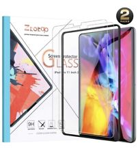 Ztotop Tempered Glass Screen For iPad Pro 11 Inch 2018 Screen Protector,