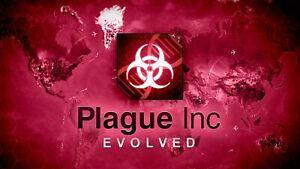 Plague Inc Evolved | Steam Key | PC | Digital | Worldwide