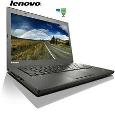 """Lenovo ThinkPad 14.1"""" T440 Core i5 Laptop Win 10 Pro 8GB RAM 320GB New BATTERY"""