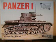 Panzer I Waffen-Arsenal Band 18