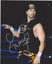 Chavo GUERRERO Signed WWE 8x10 Photo