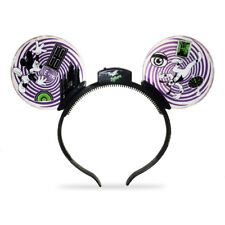 Disney Parks Hollywood Hotel Tower of Terror Animated Glow Light-up Ear Headband