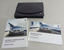 Owner's Manual + Cartera BMW 5-Series Saloon F10 520i-535d / Xd Rive Desde 2011