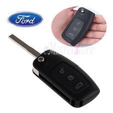 433mhz 3 Button FORD Transponder Remote Flip Key FOB Locking For  FOCUS FIESTA