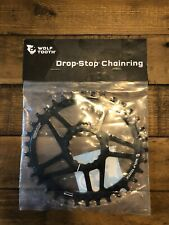 Wolf Tooth Components PowerTrac 34T Chainring for Raceface Clinch Cranks