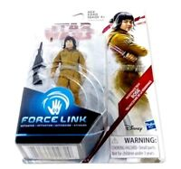 Star Wars The Last Jedi Resistance Tech Rose Force Link Figure 3.75 Inches Toy