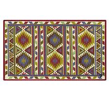 Olivo.shop, SPRINT KILIM Multicolor Tappeto corsia da cucina antiscivolo