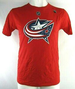 Columbus Blue Jackets NHL Adidas Men's T-Shirt