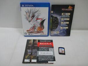 PS Vita -- SaGa SCARLET GRACE -- PlayStation Vita, JAPAN Game Sony. 64891