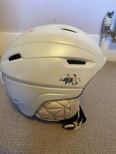 Salomon Ski Helmet White