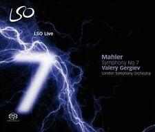 London Symphony Orchestra - Mahler  Symphony No 7 (LSOGergiev) [CD]