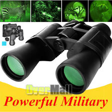 Day&Night 100x180 Outdoor Military Army Zoom Bak4 Binoculars Hunting Camping