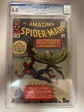 Amazing Spider-Man 7 CGC 6.0 2nd Vulture
