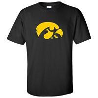 Iowa Hawkeyes Primary Logo Licensed Unisex T-Shirt