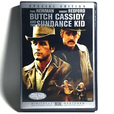 Butch Cassidy and the Sundance Kid (Dvd, 1969, Widescreen Spec. Ed.) Like New !