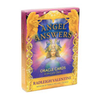 44 x Angel Answers Oracle Cards Deck Guidebook Simple Trust Worthy Direct Advice