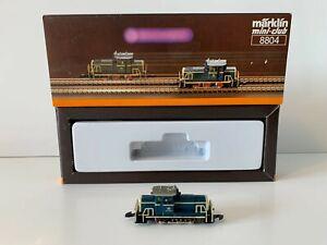 Marklin 8804 Z Gauge Miniclub BR 260 789-3 Diesel Loco DB -Please Read