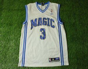 ORLANDO MAGIC USA # 3 FRANCIS BASKETBALL SHIRT JERSEY REEBOK ORIGINAL SIZE M