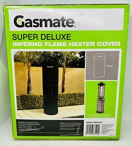 Gasmate Super Deluxe - Inferno Flame Heater Cover 520 X 1790mm NEW Patio Heater