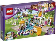 LEGO Friends - Piscina de Verano de Heartlake (41313) ¡Nuevo!