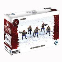DUST - SSU - SSU - Commissar Squad (Drakoni) -=NEW=-