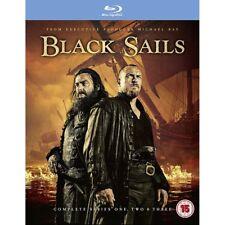 Black Sails Season 1-3 Blu-ray