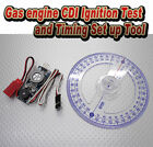 Gas engine CDI Ignition Test and Timing Set up Tool - Includes Crankshaft Degree