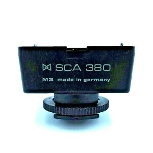 Metz SCA 380 M3 Flash Adapter for Contax