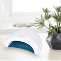 UNone 48W Gel Lámpara UV LED Secador U?as Luz Manicura Arte Polaco Máquin