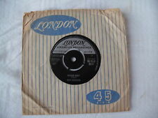 ROY ORBISON - DREAM BABY / THE ACTRESS - London 45-HLU 9511
