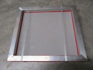 Aluminum  Screen Printing Screens 2 Pcs.