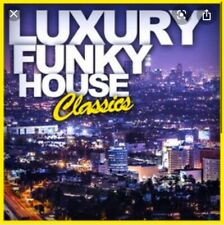 FUNKY HOUSE CLUB HOUSE CLASSICS 1995-2001 - PRO DJ- 2000 MP3 32GB USB CDJ 2000