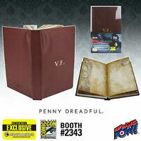 Penny Dreadful Frankenstein Sketchbook Journal Notebook ComicCon Exclusive