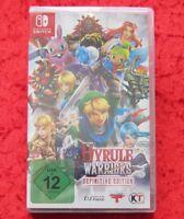 Hyrule Warriors Definitive Edition, Nintendo Switch Zelda Spiel, Neu, deutsche V