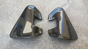 Porsche 911 - 991 turbo S Carbon Fiber Rear seatbelt buckle bases