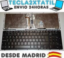 TECLADO PARA PORTATIL Sony VAIO SVE1711F1EW EN ESPAÑOL RETROILUMINADO BACKLIGTH