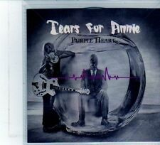 (DU520) Tears For Annie, Purple Heart - 2013 DJ CD
