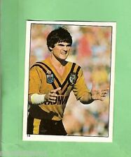 1984  RUGBY LEAGUE STICKER #14  BEN ELIAS, BALMAIN TIGERS