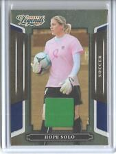 RARE 2008 DONRUSS LEGENDS HOPE SOLO BLUE RELIC CARD 124/250 ~ OLYMPICS ~ SOCCER
