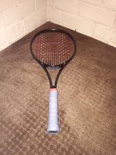 Rare Prince Graphite Pro Oversize in Top condition! Restrung Grip2