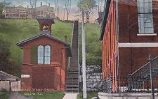 Galena, IL - Washington Street Steps