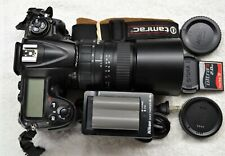 Nikon D 300 with Sigma Zoom 70-210 MM Lens ( 12.3 MP )