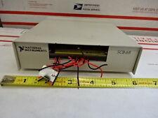 National Instruments Scb 68 Data Acquisition Module Board Box Tc 3 B