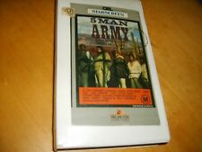 Betamax *THE 5 MAN ARMY* 1969 Pre Cert Bud Spencer - Dario Argento Cult Western!