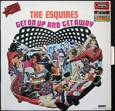 THE ESQUIRES RHYTHM N' BLUES GET ON UP AND GET AWAY RARE LP 33T BIEM VOGUE MINT+