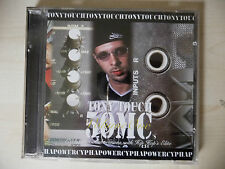 CD TONY TOUCH 50 MCS VOLUME ONE - SPECIAL ED. - TOUCH ENTERTAINMENT 1997